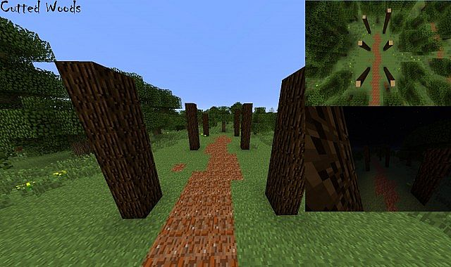 Cutted Woods