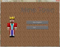 [MineTown] Sprite Sheet Contest Minecraft Mod