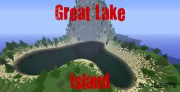 Great Lake Island Minecraft Map & Project