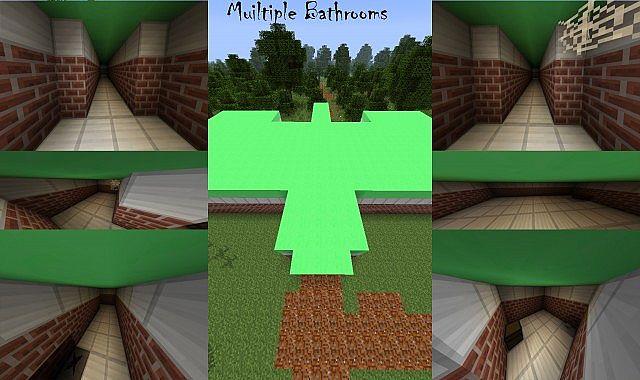 Multiple Bathrooms