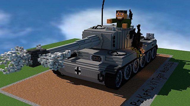 Minecraft — Flan's (Самолеты, машины, оружие и роботы ...