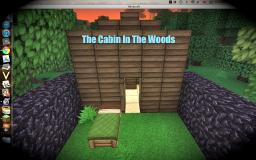 The Cabin In The Woods-adventure map Minecraft Project