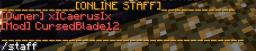 OnlineStaff (Bukkit Plugin) Minecraft Mod