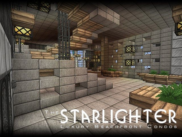 Condo 1st Floor - Entry & Staircase