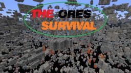 THE ORES SURVIVAL Minecraft