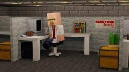 The Eye Scanner - Redstone Security System (100% Working) Minecraft Map & Project