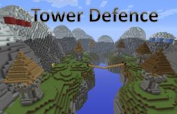Tower Defence [ A Minecraft Game ] Minecraft Project