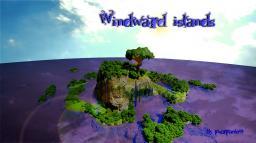 Windward Islands (Custom Terrain) Minecraft Map & Project