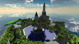 Morjord Castle Minecraft