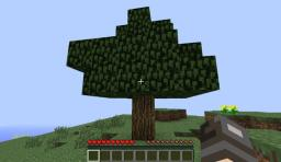 Keep the Trees (1.3.2) Minecraft Mod