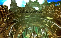 Gladiator Mob/PvP Arena [Skyrim Terraform Inspired] Minecraft