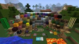SupportCraft! Minecraft Texture Pack