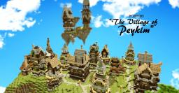 The Village of Peykim (Download) [useable for servers] Minecraft