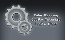 Cube Modding - Quality Mods and Quality Tutorials Minecraft Blog Post