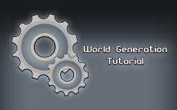 Cube Modding - World Generation Tutorials Minecraft Blog Post