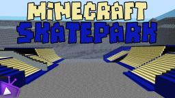 Minecraft Skate Park [Video/Download]