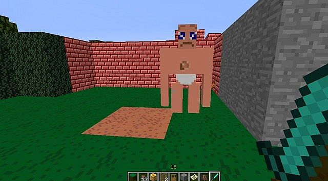 how to get a baby zombie in minecraft