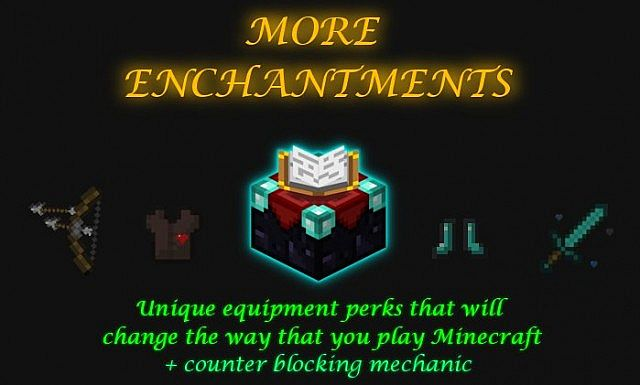How to add enchantments to items in minecraft