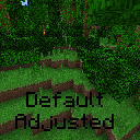 Default Adjusted Minecraft Texture Pack