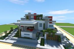 The Tranquility Residence [CN] Minecraft Map & Project