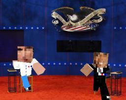 VOTE, VOTE, VOTE!!! presidential skin pack Minecraft Map & Project