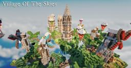 Village of the Skies Minecraft Map & Project