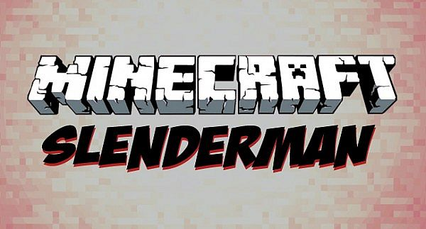 Minecraft Slender Man