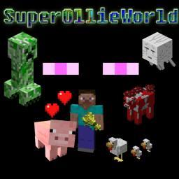 Superollieworld fun pack Minecraft Map & Project