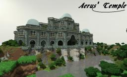 Areus' Temple Minecraft Map & Project