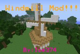 Windmill Mod Minecraft Mod