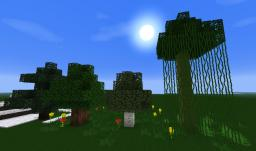 [1.8 - 1.7.10] HD x64 x128 Massive Realistic Pack v5.0 Minecraft Texture Pack