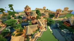 Akkad City [1.5.2]updated Minecraft Map & Project