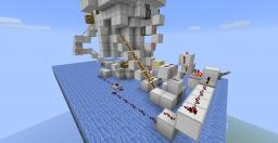Zombie Curing Machine (semi-automatic!) S.H.I.F.T Minecraft Map & Project