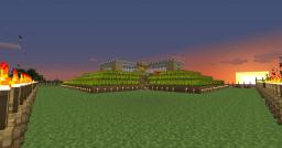 House Of Four Corners Minecraft Project