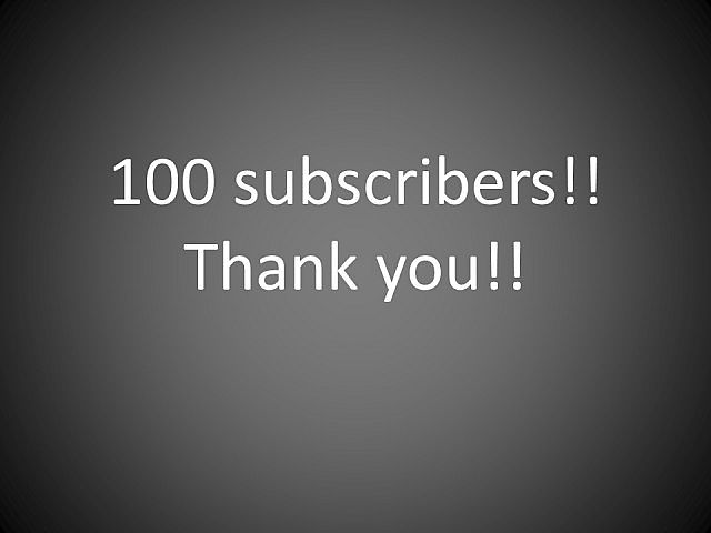 Image result for 100 subscribers