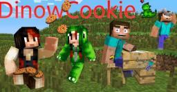 Fanart for DinowCookie Minecraft Blog Post