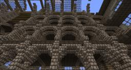 The Wolf Den - Cathedral of Water Minecraft Map & Project