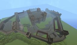 Dover Castel and Malbork in Poland Minecraft Map & Project