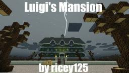 Luigi's Mansion Minecraft Map & Project