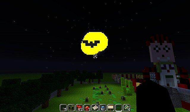 Bat Pack 14 Update Minecraft Texture Pack