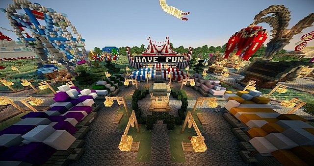Planet minecraft charity carnival minecraft project - Battle carnival download pc ...