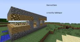 Banned Bars Mod [ModLoader][1.3.2] Minecraft Mod
