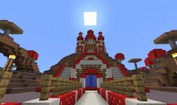 Mooshroom Castle Minecraft Map & Project