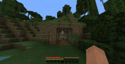 Survial Cave Minecraft Map & Project