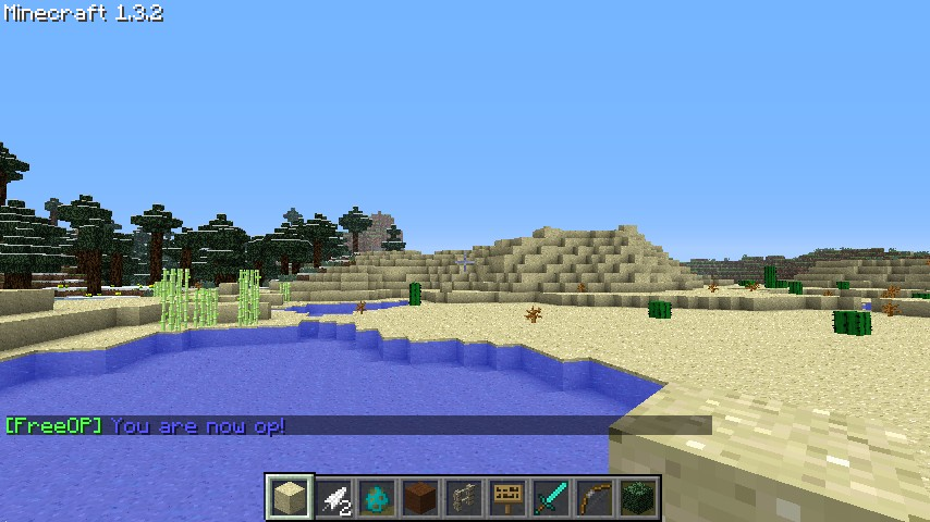 FreeOP Bukkit Plugin Minecraft Mod - Minecraft bukkit spieler entbannen