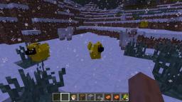 Pacman Mod 1.3.2 (Modloader) -Discontinued- Minecraft