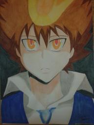 Tsunayoshi Sawada - Katekyo Hitma Reborn Minecraft Blog