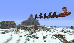 Christmas Present - Santa's Manor Minecraft