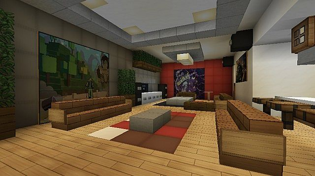 modern mansion serenade minecraft project