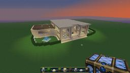 Manor House (Texturepack: Dokucraft High) Minecraft Map & Project